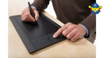 Wacom Intuos Pro Pen and Touch Medium Tablet (PTH651)