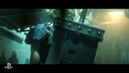 Final Fantasy VII Remake (PS4) - Trailer E3 2015