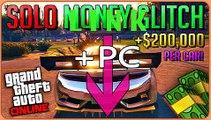 "GTA 5 Online: New GTA 5 Money Glitch Update ""GTA 5 Money Glitch 1.26 Advice"" (GTA Money Glitch Scams"