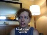 Ema Kurent From Slovenia at UAC 2012