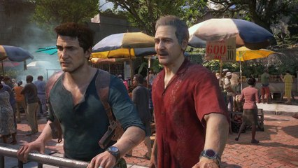 Trailer gameplay E3 2015 de Uncharted 4 : A Thief's End