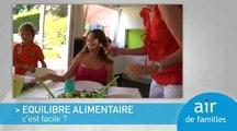 Air de Familles - Equilibre alimentaire: c'est facile?