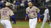 Mets Snap Blue Jays' 11-Game Win Streak