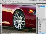 Photoshop Tutorial Virtual Tuning
