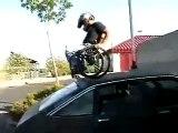 Backflip en silla de ruedas