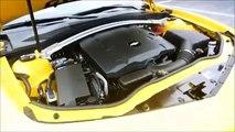 2013 Chevrolet Camaro 2LT V6 6 Speed Start Up and Full Tour (2013 Camaro SS Star