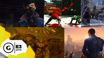 Best of Bethesda Press Conference - E3 2015