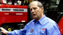 Massey Ferguson HD Series 2600 Utility Tractor debuts at NFMS 2010(MF 2680 Cab Model)