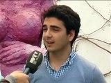 """De Cortos 12/06/2015 - Entrevista al equipo del cortometraje """"Lennon""""."""