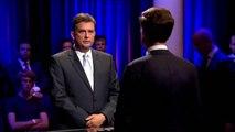 Politiek 2012 fragment 3: Mark Rutte vs Emile Roemer over verhoging eigen risico.