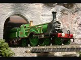 HO Steam Engines