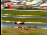 F1 German GP 1982 Niki Lauda Crash