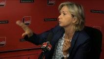 """Valérie Pécresse : """"Le cumul des mandats n'a rien à voir avec l'absentéisme"""""""