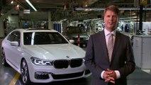 Produktionsstart des neuen BMW 7er - Interview Harald Krüger