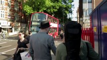 Sofia Welcomes the Streets of London - Sophie DeBattista
