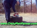 1 Growing Potatoes - Planting Potatoes - in old tires ( Tire Potatoes ) CrazyFishFarmer style