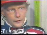 F1 Dutch GP 1983 Niki Lauda Interview