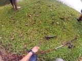 Fishing @ macritchie reservoir