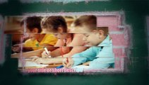 After Effects Project Files - Greenboard Slideshow - VideoHive 9372470