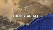 Navy ships surround UFO's Stargate in the Gulf of Aden