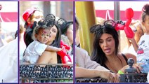 North West Celebrates 2nd Birthday at Disneyland With Kim Kardashian, Kanye West, Kendall & Kylie