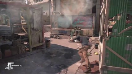 Uncharted 4 A Thief's End - E3 2015 Gameplay [HD]