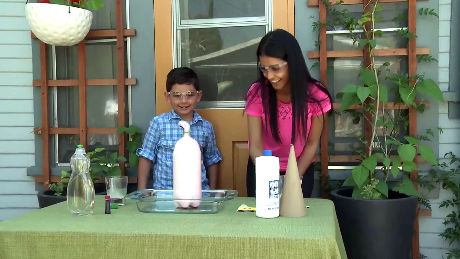 Fun Science Activity for Kids: Making Elephant Toothpaste
