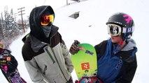 So-Gnar Snowboard Camp Tour at Loveland Ski Resort Colorado Video Recap (2013)
