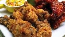 Korean Fried Chicken (양념 통닭)