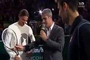 Novak Djokovic vs Zlatan Ibrahimovic