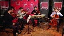 Antonín Dvořák, Quatuor américain (Finale) par le Quatuor Modigliani | Le Live de la Matinale