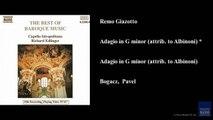Remo Giazotto, Adagio in G minor (attrib  to Albinoni) *, Adagio in G minor (attrib  to Albinoni)