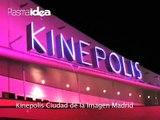Vodafone Kinepolis MADRID Interactive Cinema Advertising Crowd Game