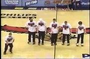 ATL Sk8 Crew Halftime Show Atlanta Hawks 2005