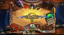 HearthStone Heroes of Warcraft  2015  Cheater