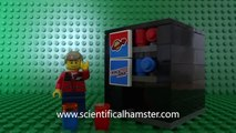 How To Build A Working Lego Vending Machine