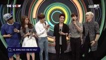 150616 SBSMTV THESHOW 엠블랙 인터뷰
