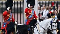 Kate Middleton, le prince William et le prince George réunis pour l'anniversaire de la Reine