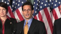 Eric Cantor: We are Committed to Producing Results for the People that Sent Us Here