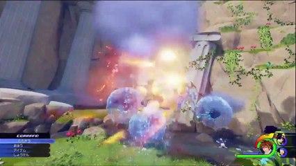 E3 2015 Kingdom Hearts 3 Gameplay