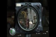 Sniper Elite -sniped in the balls