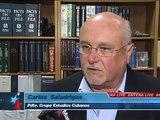 TV Martí Noticias — Cardenal Ortega hace en Harvard declaraciones controversiales
