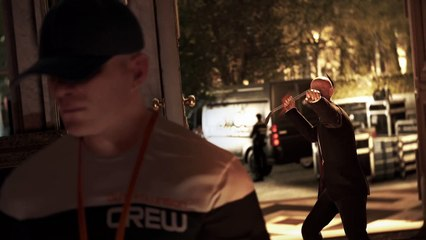 E3 2015 HITMAN - World Exclusive Gameplay Trailer