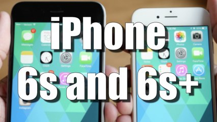iPhone 6s and 6s Plus: What You Should Know