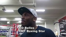 Mayweather vs Pacquiao new look inside the Mayweather Boxing Club In Las Vegas - EsNews boxing