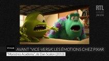 """Avant """"Vice-versa"""", les émotions dans les films de Pixar"""