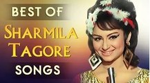 Superhit Songs Of Sharmila Tagore | Jukebox Collection | Classic Old Hindi Songs