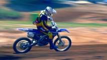 Paralyzed motocross racer makes history on course