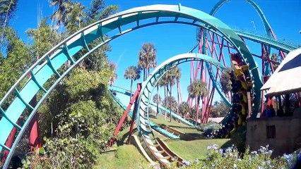 Louisiana-Bahamas-Florida 2014, jour 14: Busch Gardens