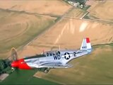 Warbirds (flybys & air to air)
